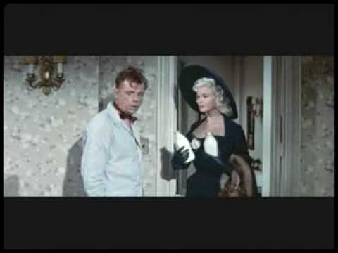 Jayne Mansfield Diamonds To Dust: The Girl Can't Help It 1956- Jayne Mansfield: Doing The Jerri Jordan Walk