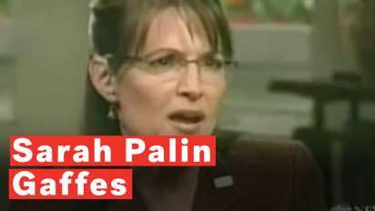 Newsweek: Katie Couric- Sarah Palin's: Five Biggest Gaffes